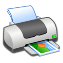 Blæk printer