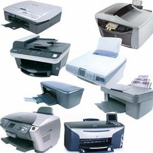 Printer og tilbehør