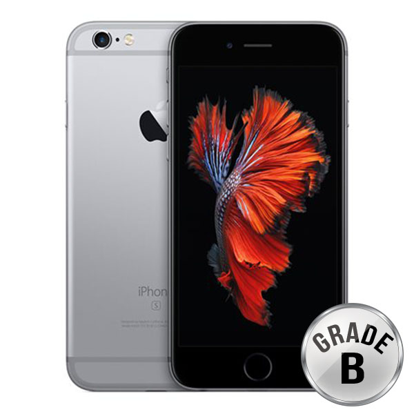 iphone 6s 128gb space grey salling computer service. Black Bedroom Furniture Sets. Home Design Ideas