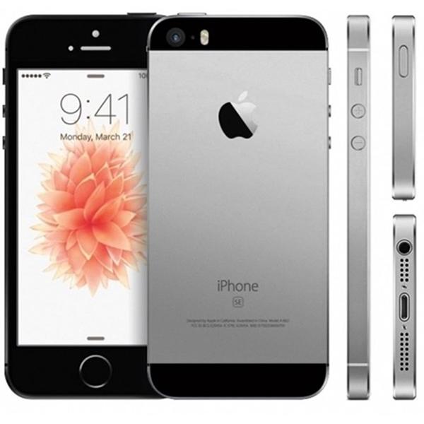 Apple iPhone SE - 64GB - Space Grey