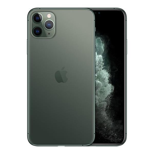 Apple iPhone 11 Pro Max - 512GB - Midnight Green