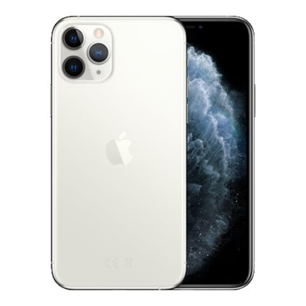 Apple iPhone 11 Pro - 512GB - Silver