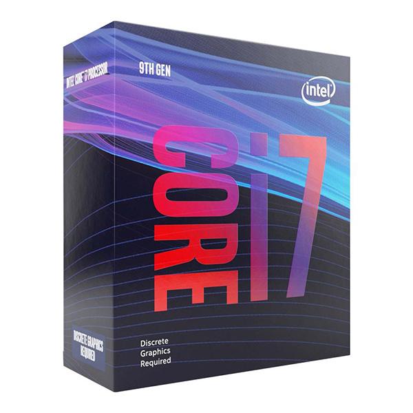 Intel Core i7 9700F - 3GHz - LGA1151