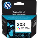 HP Color Inkjet Cartridge (No.303)