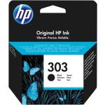 HP Black Inkjet Cartridge (No.303)