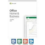 Microsoft Office Home and Business 2019 - 1 PC/Mac - Multi language